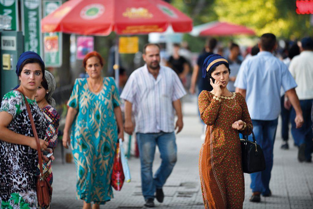 Tajikistan joins Women in Business programme
