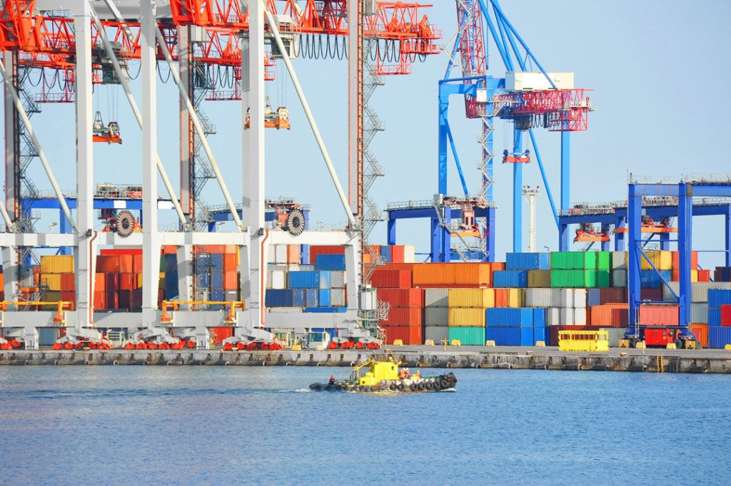 Helping Ukrainian businesses access key ports